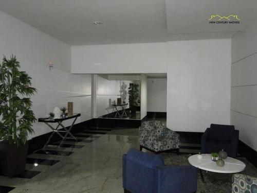apartamento  residencial à venda, praia de itapoã, vila velha. - ap1777