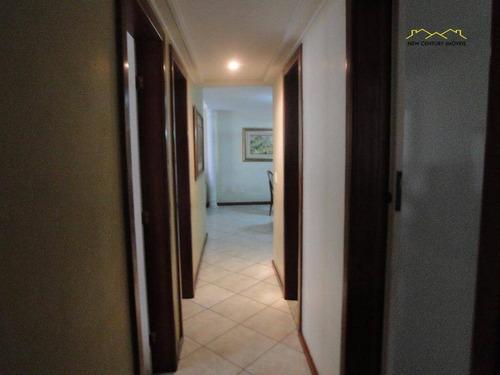apartamento residencial à venda, praia de itapoã, vila velha. - ap2171