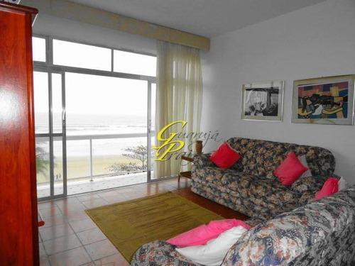apartamento residencial à venda, praia de pitangueiras, guarujá - ap0006. - ap0006