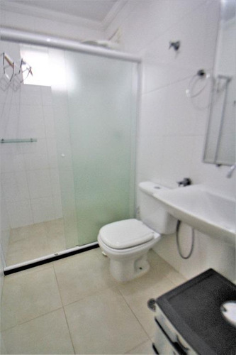 apartamento residencial à venda - praia do tombo - guarujá - ap1485
