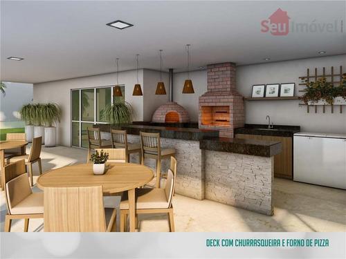 apartamento  residencial à venda, presidente kennedy, fortaleza. - ap0318