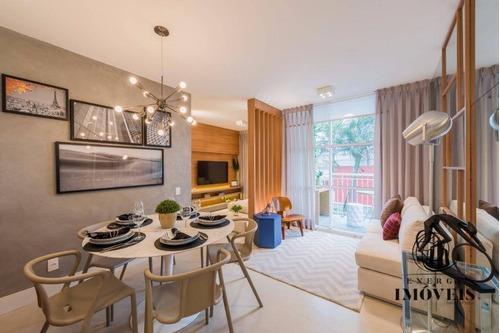 apartamento residencial à venda, quinta da paineira, são paulo. - ap1178