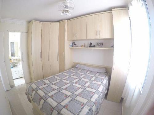 apartamento residencial à venda, quinta da paineira, são paulo. - ap1314