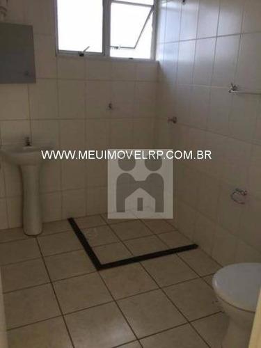 apartamento residencial à venda, quintino facci ii, ribeirão preto - ap0612. - ap0612