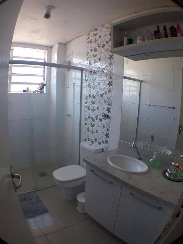 apartamento residencial à venda, r.bran./centr./ideal, novo hamburgo. - ap1830