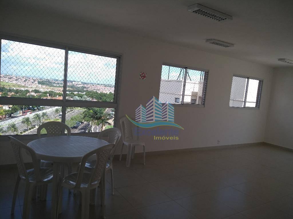 apartamento residencial à venda - recanto dos cedros, hortolândia. - ap0059