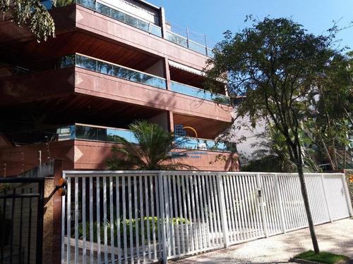 apartamento residencial à venda, recreio dos bandeirantes, rio de janeiro. - ap0079