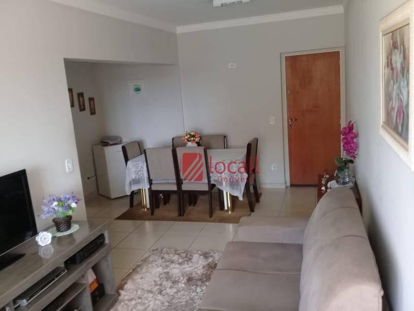 apartamento residencial à venda, redentora, são josé do rio preto. - ap1420