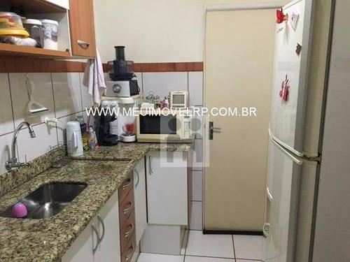 apartamento residencial à venda, república, ribeirão preto - ap0599. - ap0599