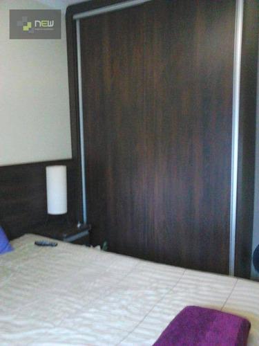 apartamento residencial à venda, república, ribeirão preto. - ap0676