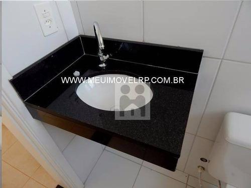 apartamento residencial à venda, reserva sul condomínio resort, ribeirão preto - ap0549. - ap0549