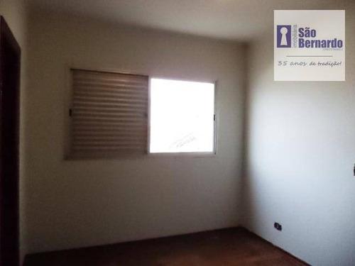 apartamento residencial à venda, residencial boa vista, americana. - ap0639