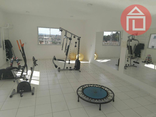 apartamento residencial à venda, residencial das ilhas, bragança paulista. - ap0426