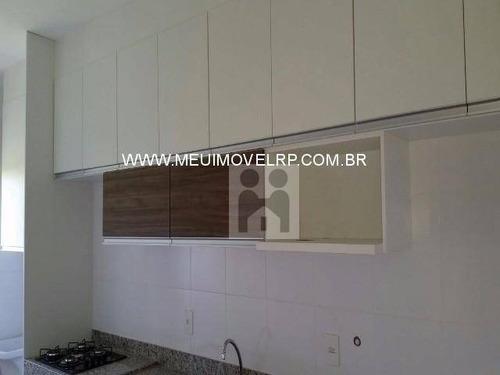 apartamento residencial à venda, residencial e comercial palmares, ribeirão preto - ap0247. - ap0247