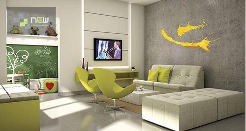 apartamento residencial à venda, residencial e comercial palmares, ribeirão preto. - ap0344