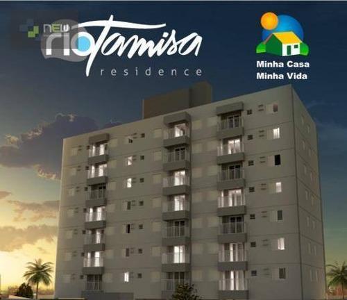 apartamento residencial à venda, residencial e comercial palmares, ribeirão preto. - ap0345