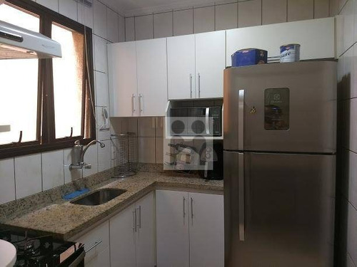 apartamento residencial à venda, residencial e comercial palmares, ribeirão preto. - ap0854