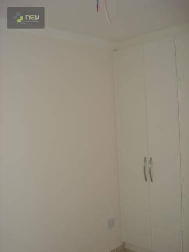 apartamento  residencial à venda, residencial greenville, ribeirão preto. - ap0611