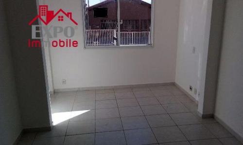 apartamento residencial à venda, residencial nova era, valinhos. - ap0454