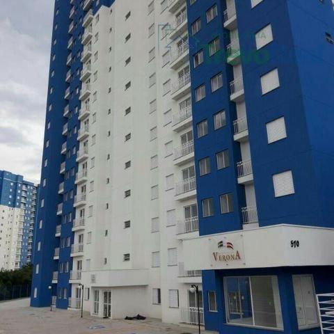 apartamento residencial à venda, residencial verona, valinhos. - ap0721