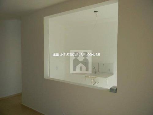 apartamento residencial à venda, ribeirânia, ribeirão preto - ap0070. - ap0070