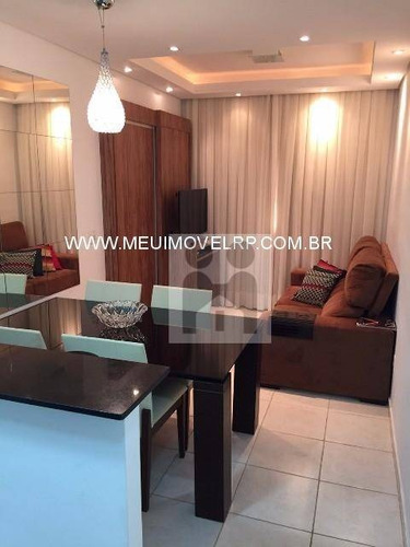 apartamento residencial à venda, ribeirânia, ribeirão preto - ap0494. - ap0494