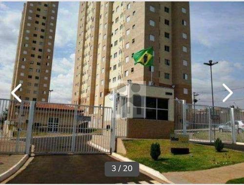 apartamento residencial à venda, ribeirânia, ribeirão preto. - ap0845