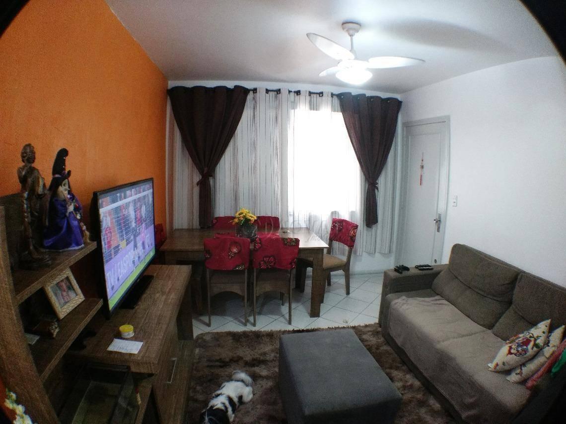 apartamento residencial à venda, rio branco, novo hamburgo. - ap1824