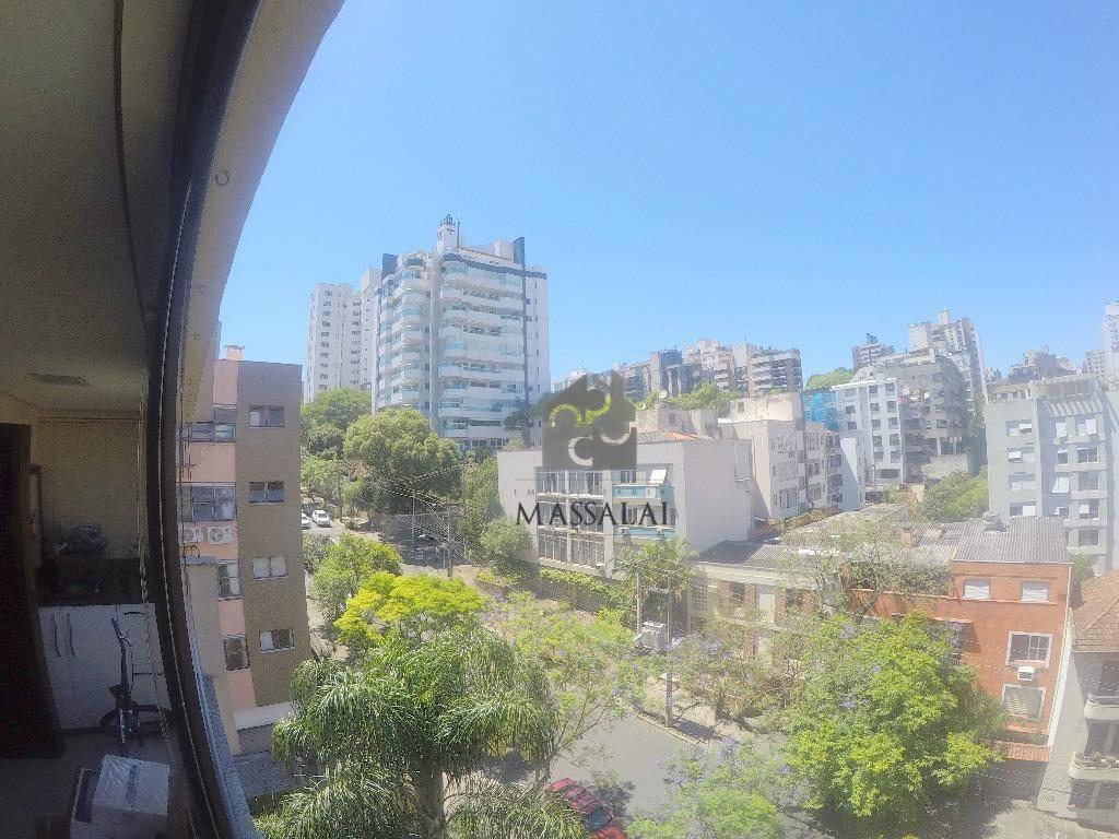 apartamento residencial à venda, rio branco, porto alegre. - ap1136