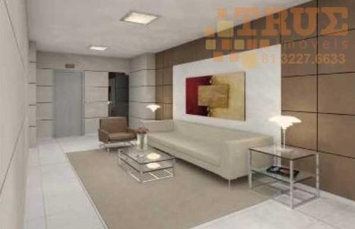 apartamento residencial à venda, rosarinho, recife. - ap1510