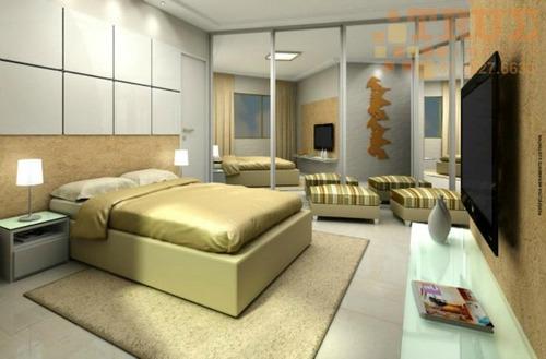 apartamento residencial à venda, rosarinho, recife. - ap1554