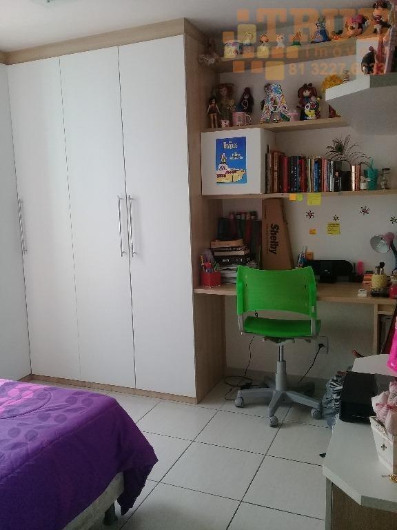 apartamento residencial à venda, rosarinho, recife. contato com eleonora cardoso - 99237-9240 whatsapp - ap1511