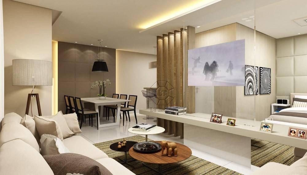 apartamento residencial à venda, rudge ramos, são bernardo do campo. - ap0289