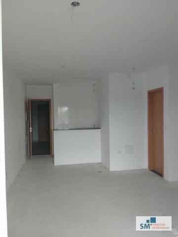 apartamento residencial à venda, rudge ramos, são bernardo do campo. - ap0857
