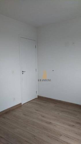 apartamento residencial à venda, rudge ramos, são bernardo do campo. - ap1006
