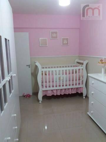 apartamento residencial à venda, saboó, santos. - codigo: ap2021 - ap2021