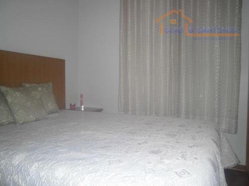 apartamento residencial à venda, sacomã, são paulo - ap0166. - ap0166