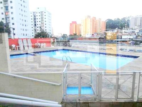 apartamento residencial à venda, sacomã, são paulo. - ap0170