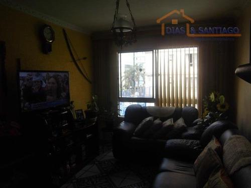 apartamento residencial à venda, sacomã, são paulo - ap0258. - ap0258