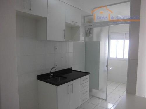apartamento residencial à venda, sacomã, são paulo - ap1003. - ap1003