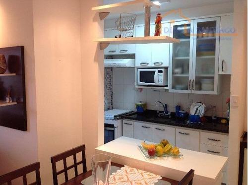 apartamento residencial à venda, sacomã, são paulo - ap1120. - ap1120