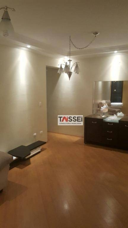 apartamento residencial à venda, sacomã, são paulo - ap3207. - ap3207