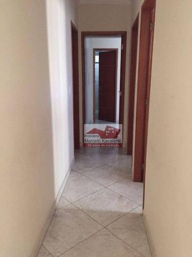 apartamento residencial à venda, sacomã, são paulo. - ap5787