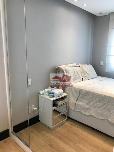 apartamento residencial à venda, sacomã, são paulo. - ap6734