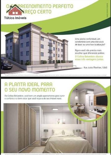 apartamento residencial à venda, santa felicidade, curitiba. - ap0220