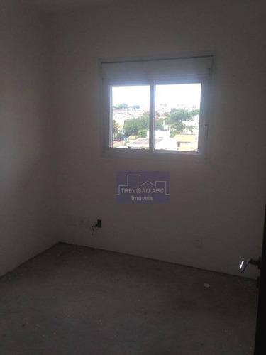 apartamento residencial à venda, santa maria, santo andré. - codigo: ap0023 - ap0023