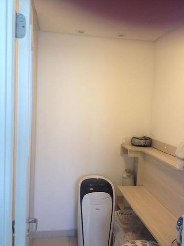 apartamento residencial à venda, santa maria, são caetano do sul. - ap1721