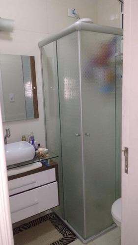 apartamento residencial à venda, santa maria, são caetano do sul. - ap1728