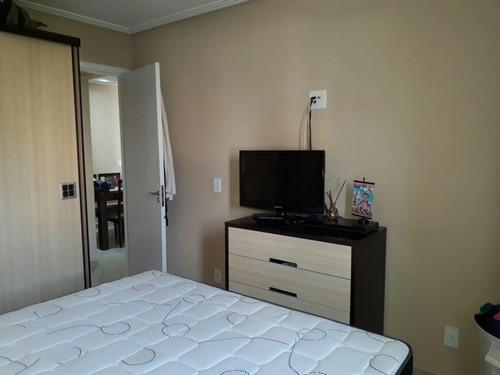 apartamento residencial à venda, santa paula, são caetano do sul. - ap56821