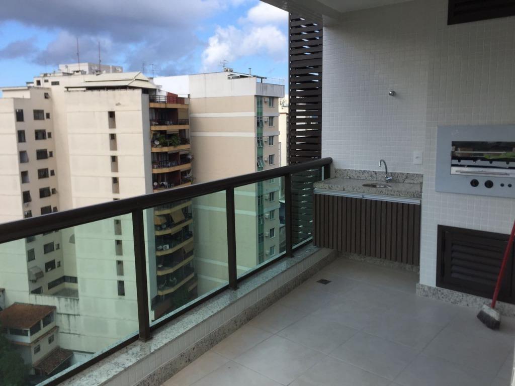 apartamento residencial à venda, santa rosa, niterói. - ap3308